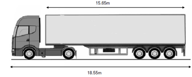 Plans To Allow The Length Of Articulated Lorries To